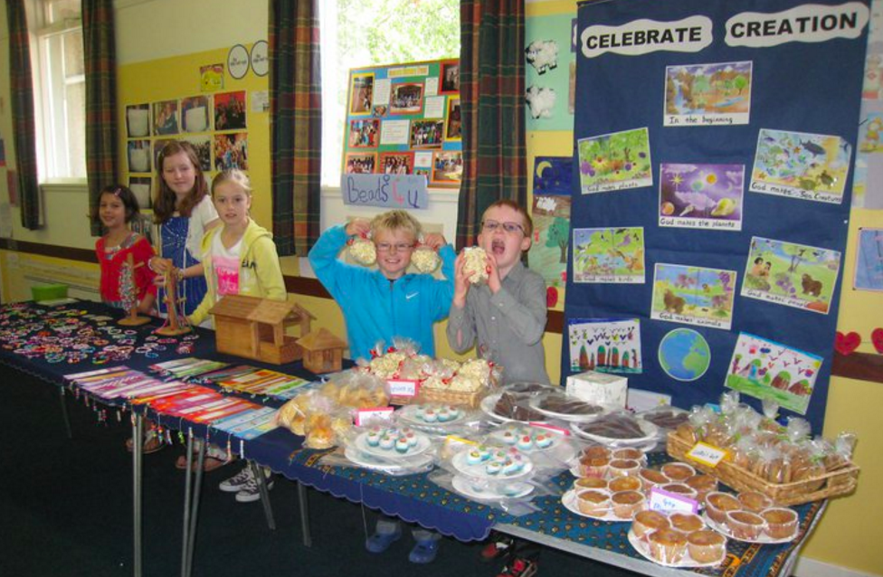 Sweet success: Banchory bake and beads fundraiser