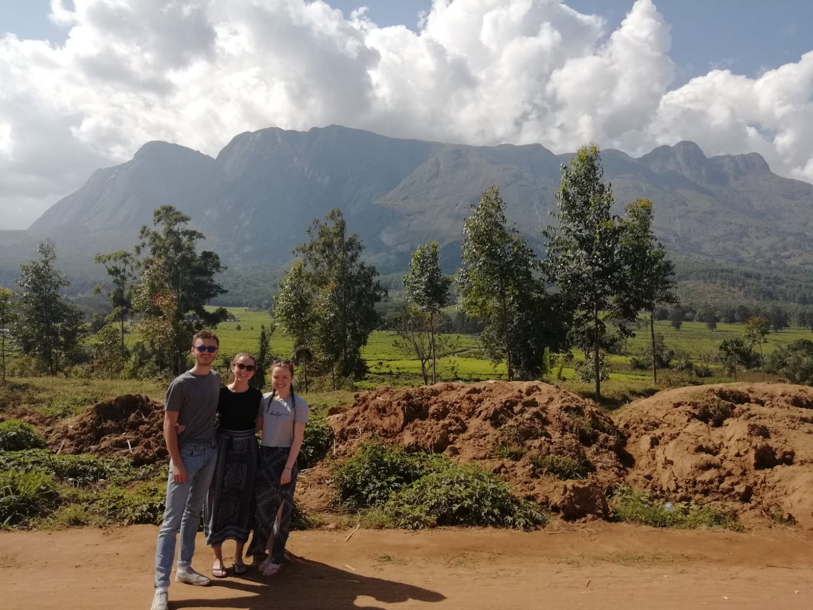 Reflections on a first visit to the warm heart of Africa