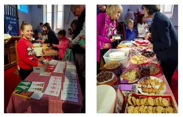 Fantastic fundraising: Sophie's big bake