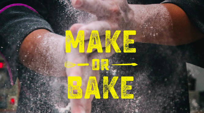 Fundraising Focus: Make or Bake